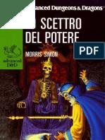 Advanced D&D - 07 - Lo Scettro Del Potere