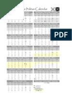 The Þuléan Calendar