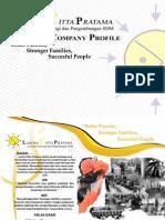 Company Profile Lascha Citta Pratama - Lembaga Psikologi dan Pengembangan SDM
