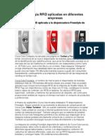 RFID empresas