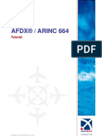 ARINC664 standards