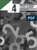 Anaya_calculo y problemas_1º primaria
