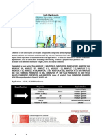 Poly Electrolyte / Acrylamide Based Flocculants and Coagulants