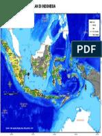 Peta Rawan Bencana BNPB