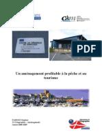 Le centre de débarque de Barfleur - Un aménagement profitable à la pêche et au tourisme - 2009
