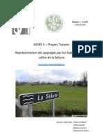 Représentation des paysages par les habitants de la vallée de la Sélune - fascicule méthodologique - 2011