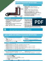 Guia PanasonicUT133