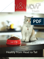 Bow & Wow Times Issue No. 16 V1 - Healthy From Head To Tail