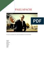 Pachi Pakua Taichi