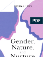 1.Gender, Nature, And Nurture