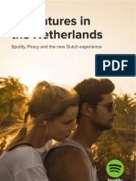 Adventures in the Netherlands - Final