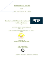 Project Report on Intelligent-Energy-Saving