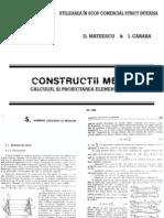 D. Mateescu & I. Caraba - Constructii metalice
