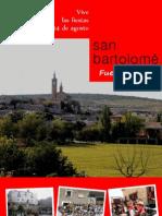 Libro de Fiestas - Fuendetodos 2013