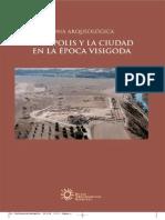 631-Segobriga Visigoda Juan Manuel Abascal Martin Almagro Rosario Cebrian