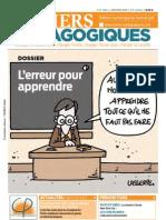 Cahiers Pedagogiques 494