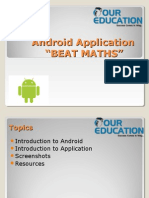 app ppt ( android application)
