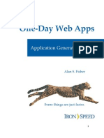 One-Day Web Apps -- Application Generation for .NET.2nd Edition