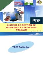 Sistema de Gestión de Seguridad y Salud en el Trabajo