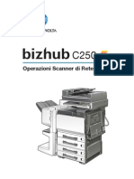 Bizhub c250 Um Scanner-operations It 1-1-1 Phase3