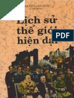 Lịch sử thế giới hiện đại - Nguyễn Anh Thải, 554 Trang