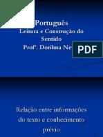 Especialização 2 - Conhecimento Prévio e Leitura- Brizola, Jango Bolívar Cervantes