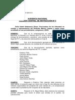 Escrito Citaciones a Dirigentes Del Pp Que Recibieron Dinero b 18 7 2013