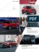 Catalogo Chevrolet Tracker