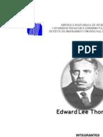 Edward Lee Thorndike (1)