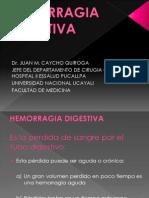 Hemorragia Digestiva Unu