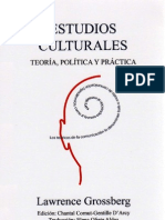 149954881 Estudios Culturales Teoria Politica y Practica Lawrence Grossberg