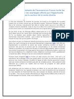 Avantages Offerts Par l'Opportunité ACN dans le secteur de la vente Directe