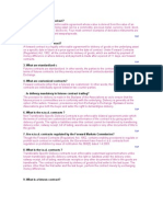 FAQ's on Derivatives