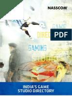 Indias Game Studio Directory