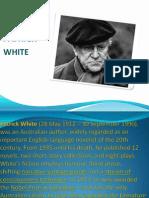 Patrick White