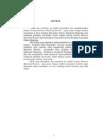 Draf Laporan Penelitian Kajian Kelompok Memayu Hayuning Bawana 19102011