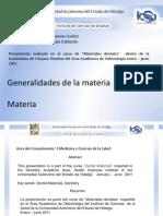 Introduccion a Los Biomateriales