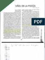 Perlongher. El portuñol en poesía en Tse Tse , 7-8, 2000