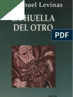 Levinas La Huella Del Otro Emmanuel Levinas