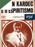 Chrysanto de Brito - Allan Kardec e o Espiritismo