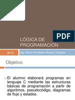U3.- Lógica de programación