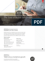 The State of Mobile Benchmark - Q2 2013