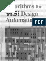 CAD for VLSI Algorithms for VLSI Design Automation by Gerez