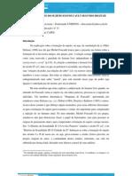 12 18 06 a Constituicao Do Sujeito Em Foucault Segundo Deleuze