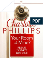 Your Room or Mine - Charlotte Phillips - Extract