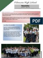 Newsletter July 13