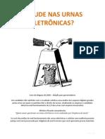 Fraude Urnas Eletronicas Brasileiras