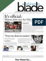 Washingtonblade.com - Volume 44, Issue 29 - July 19, 2013