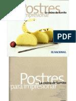 La Cocina de Sumito - 05 - Postres Para Impresionar