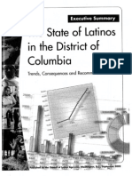 The State of Latinos in the District of Columbia
